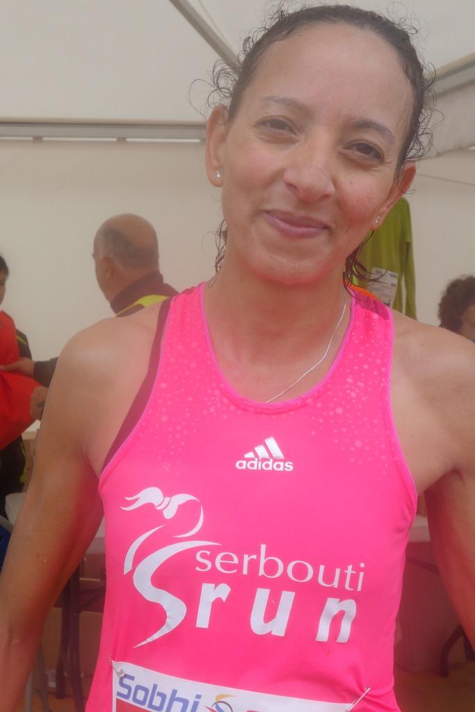 De beaux vainqueurs aussi avec <b>Fatiha Serbouti</b> et David Bernier qui pour la ... - fatiha